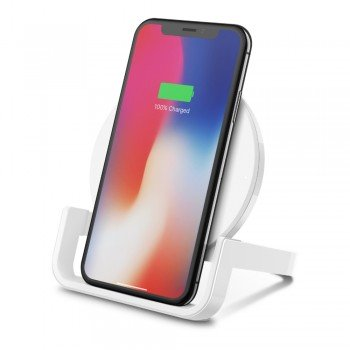 BOOST↑UP™ Wireless Charging Stand 10W White